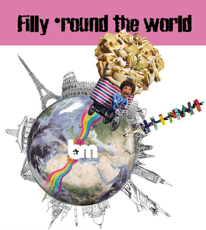 Filly around the world - Fahrrad-Weltreise Philipp Zey aus Ulm