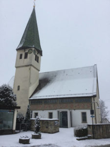 Marienkirche in Kusterdingen