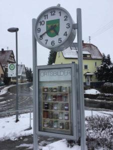 Kusterdingen Immenhausen - Kunst