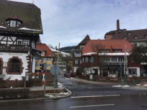 Alpirsbach im Nordschwarzwald Kinzigtalradweg