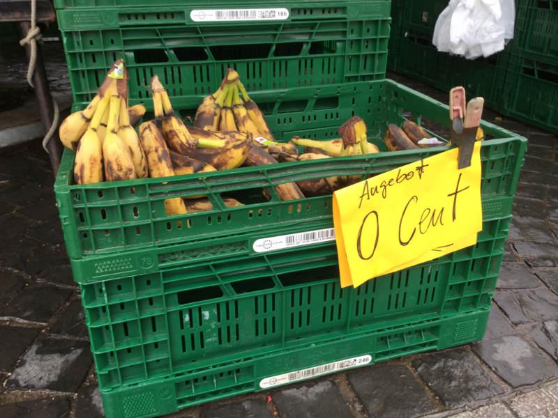 Bananen von 0 Cent in Sömmerda