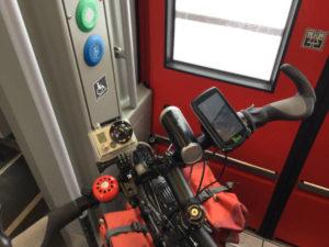 Bahnfahren Sachsen-Anhalt Fahrradmitnahme Zug