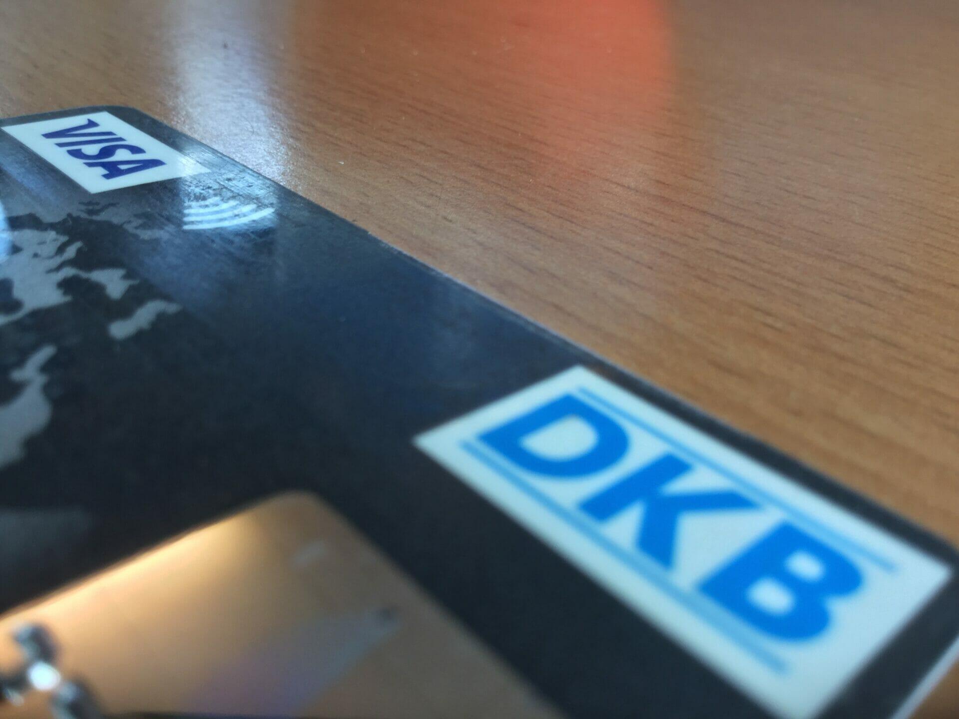 DKB Kreditkarte für Fahreadreisen