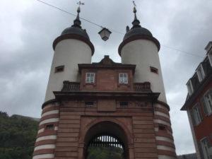 Unterkünfte in Heidelberg - Alte Brücke - Wahrzeichen Heidelbergs