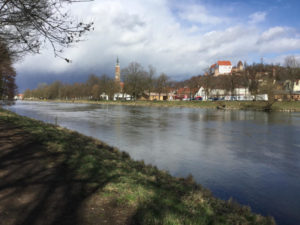 Landshut - Isarradweg