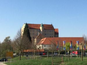 Kocher-Jagst-Radweg - Lauchheim