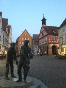 Waiblingen Innenstadt - Remstal-Radweg - Remstal-Radroute