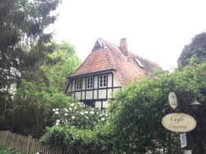 Rilke-Haus Fischerhude - Radfernweg Hamburg-Bremen - Rainer Maria Rilke - Clara Rilke-Westhoff