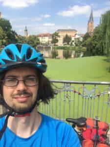 Kleine Teich - Altenburg Thüringen - Thüringer Städtekette - Radtour - Radtour in Thüringen
