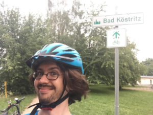Bad Köstritz Bier - Thüringer Städtekette - Elsterradweg - Radtouren Checker