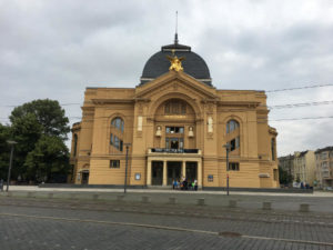 "Theater Gera ""Großes Haus"" - Thüringer Städtekette"