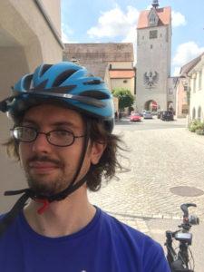 Isny im Allgäu - Marktplatz - Radtour - Allgäu-Radweg