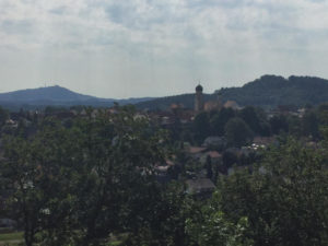 Schongau - Allgäuradweg - Kirche