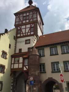 Bräunlingen Donaueschingen Breg Schwarzwaldradtour