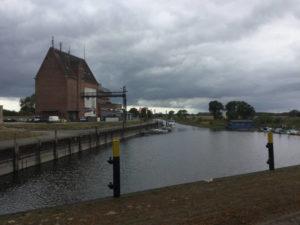 Hafen Dömitz Elberadweg
