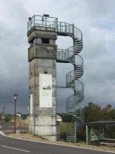 Grenzturm DDR - Lenzen - Elbe - Deutsch-deutsche Grenze