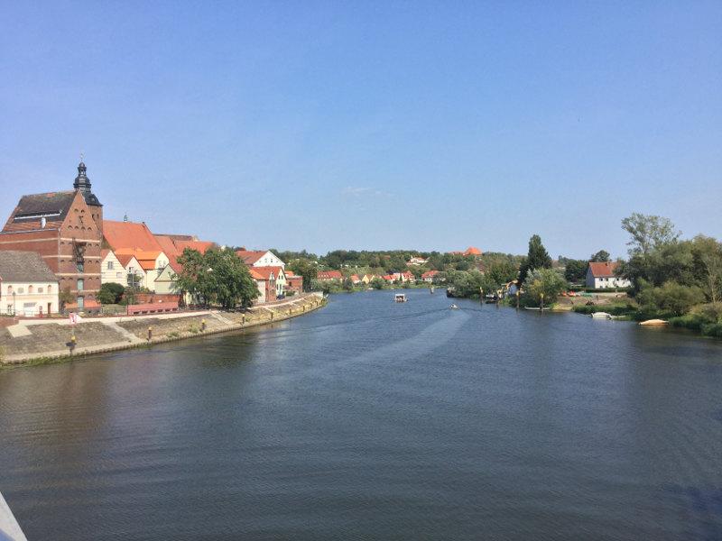 Havelberg - Elberadweg