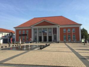 Kulturzentrum Rathenow - Havelradweg - Havellandradweg
