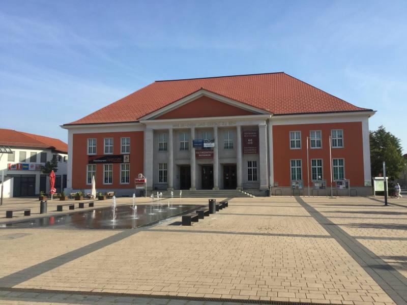 Kulturzentrum Rathenow Havelradweg - Tour de Brandenburg