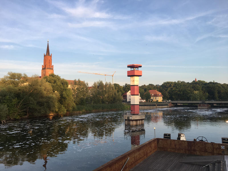 Leuchtturm - Havelradweg