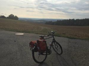 Höhenhöfe - Jettingen - Aussicht Schwarzwad - Nordschwarzwald - Südschwarzwald