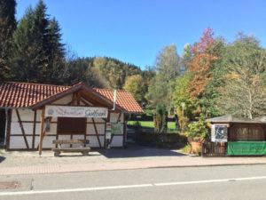 Enzklösterle - Minigolf - Nordschwarzwald - Radsport- Radtour