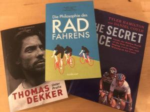 Radsport und Doping - Bücher