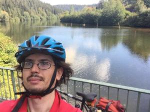 Nagoldtalsperre - Seewald-Erzgrube - Nagoldtalradweg