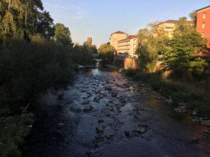 Pforzheim - Nagold in die Enz - Nagoldtalradweg in den Enztalradweg
