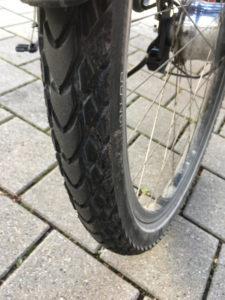 Hinterradreifen - Mondial Reifen von Schwalbe - 50-622e