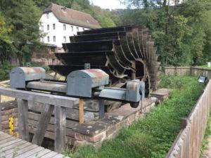 Mühle in Wildberg - Nordschwarzwald - Nagoldtalradweg