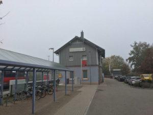 Albbruck Bahnhof - Bahnhöfle - Südschwarzwald-Radweg