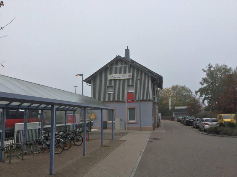 Rheinradweg Restaurant