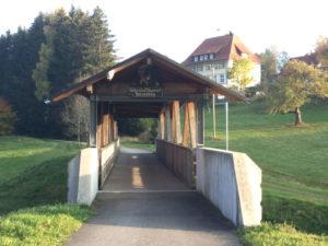 Holzschlag - Bonndorf im Schwarzwald - Südschwarzwald-Radweg