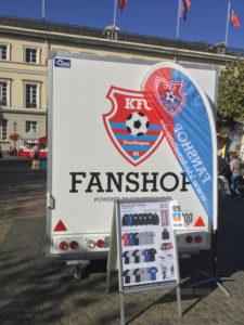 Krefeld - KFC Uerdingen - Rheinradweg Duisburg - Kleve