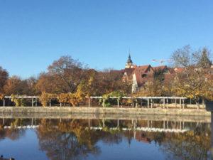Bietigheim-Bissingen - Enz - Enztalradweg - Stromberg-Murrtalradweg