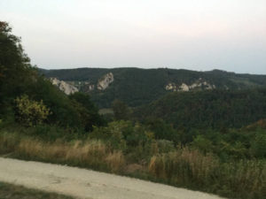 Donautal - Unterkunft in Fridingen an der Donau - Donauradweg