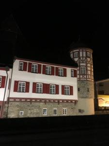 Schloß in Gaildorf - Stromberg - Murrtal - Radweg