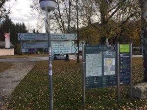 Marbach am Neckar - Schiller Geburtshaus - Murrtalradweg - Neckarradweg