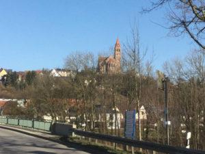 Unterkunft in Herbertingen - Donauradweg Übernachtungsmöglichkeiten