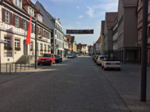 Mengen Innenstadt - Fahrrad-Unterkunft in Mengen - Donauradweg