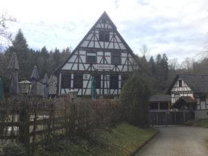 Schlösslesmühle - Gemarkung von Steinenbronn - Unterkünfte in Steinenbronn - Siebenmühlentalradweg