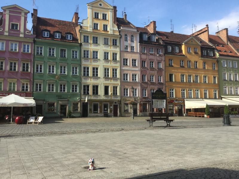 Wroclaw - Breslau - Altstadt