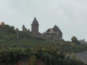 Burg-Stahleck - Bacharach - Rheinradweg Unterkunft