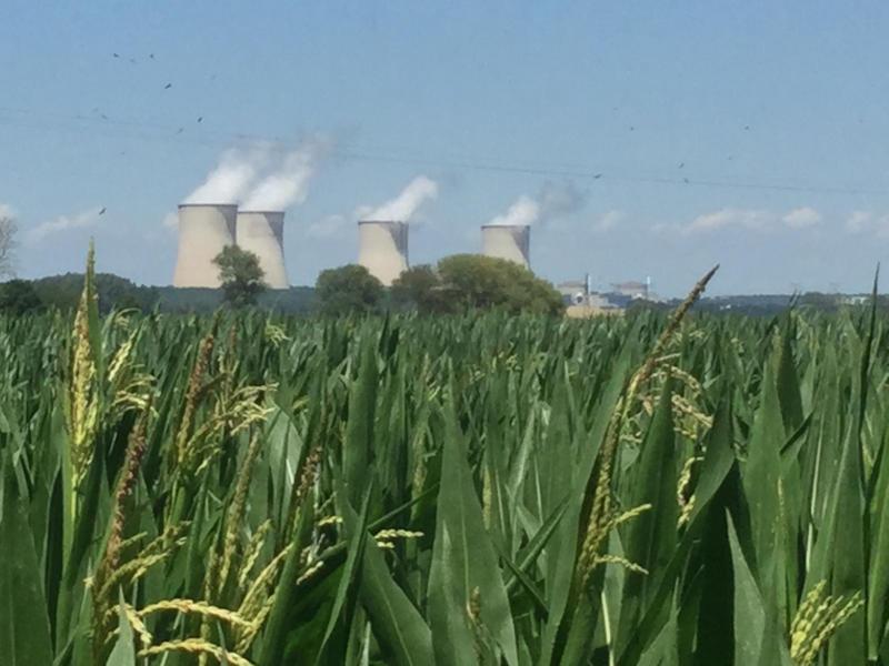 Cattenom - Atomkraftwerk - Fahrrad-Unterkunft in Cattenom finden