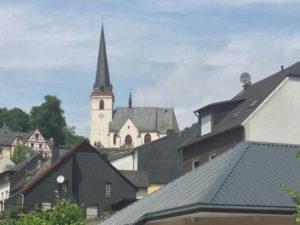 Kirche in Klotten - Fahrrad-Unterkunft in Klotten