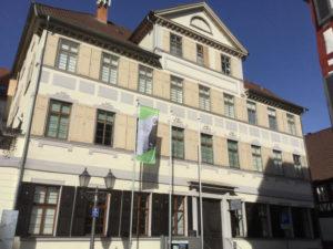 Hermann-Hesse-Museum - Calw - Nagoldtalradweg - Heidelberg-Schwarzwald-Bodensee-Radweg