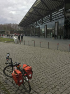 Jahrhunderthalle Bochum - Route der Industriekultur per Rad