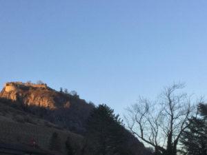 Ruine und Festung Hohentwiel - Heidelberg-Schwarzwald-Bodensee-Radweg