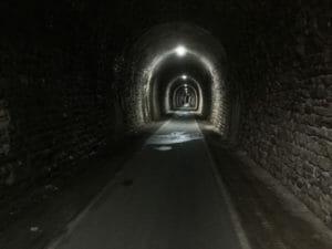 Pleiner Tunnel - Maare-Mosel-Radweg